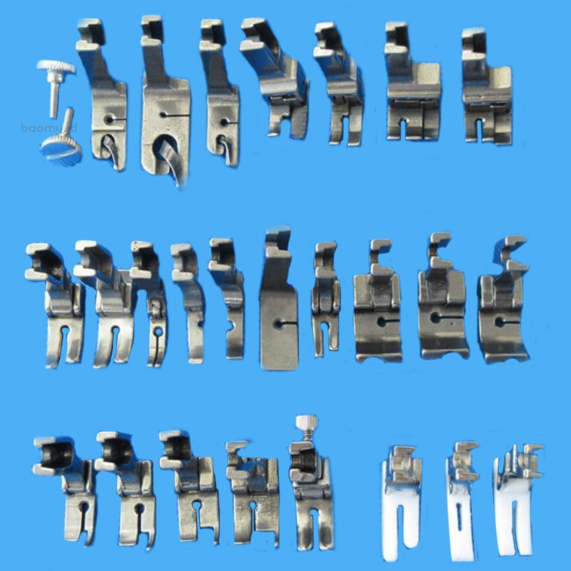 INDUSTRIAL SEWING MACHINE BOBBINS FOR JUKI DDL8500 black 25 pcs