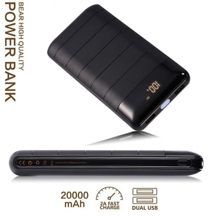 #AA005 - VIVAN Power Bank B5 5200 mAh | Shopee Indonesia