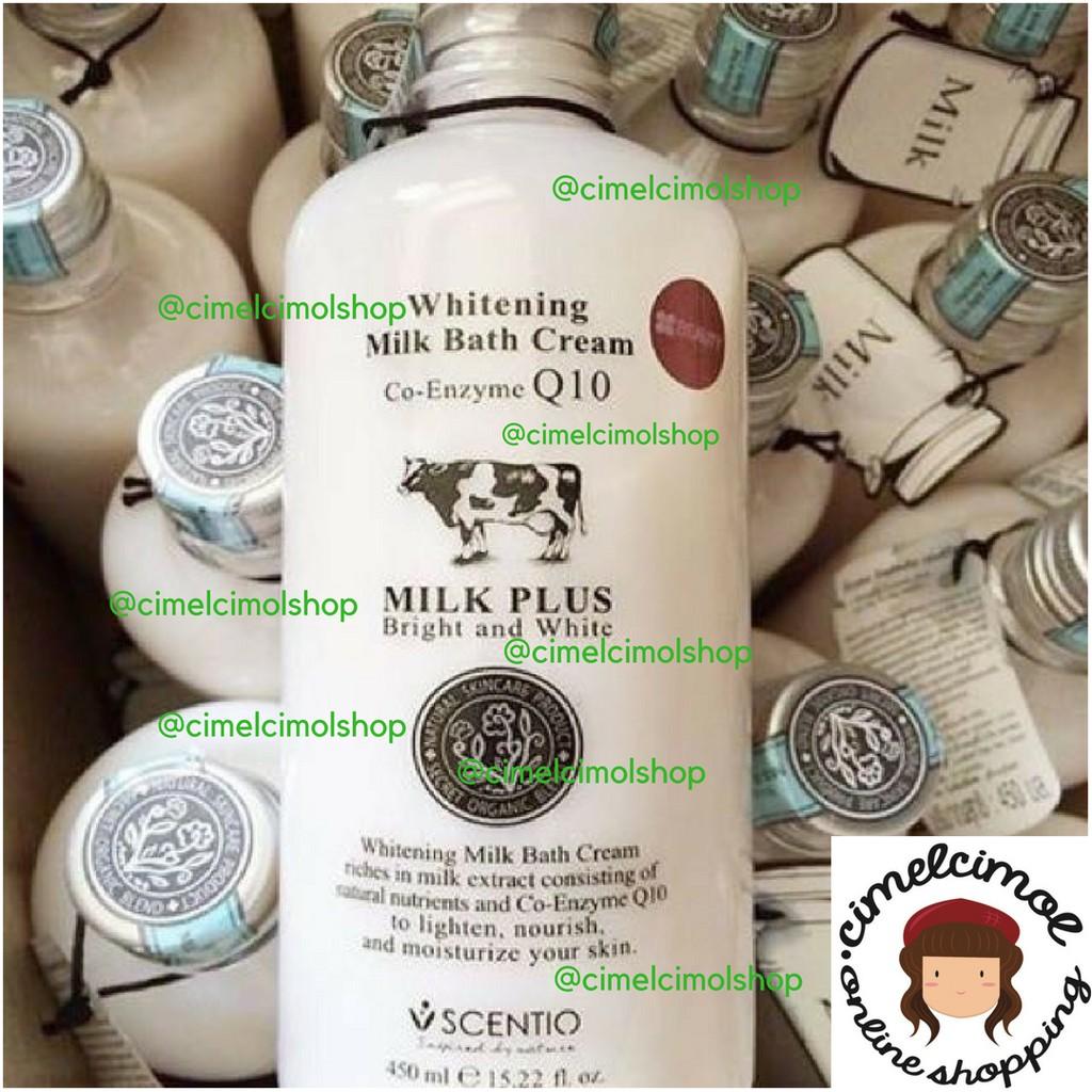 Bali Alus Milk Bath Mandi Susu 100 Gram 3 Buah6 Daftar Harga Bpom Scentio Whitening Cream Q10 Ori Thailand Sabun 450ml