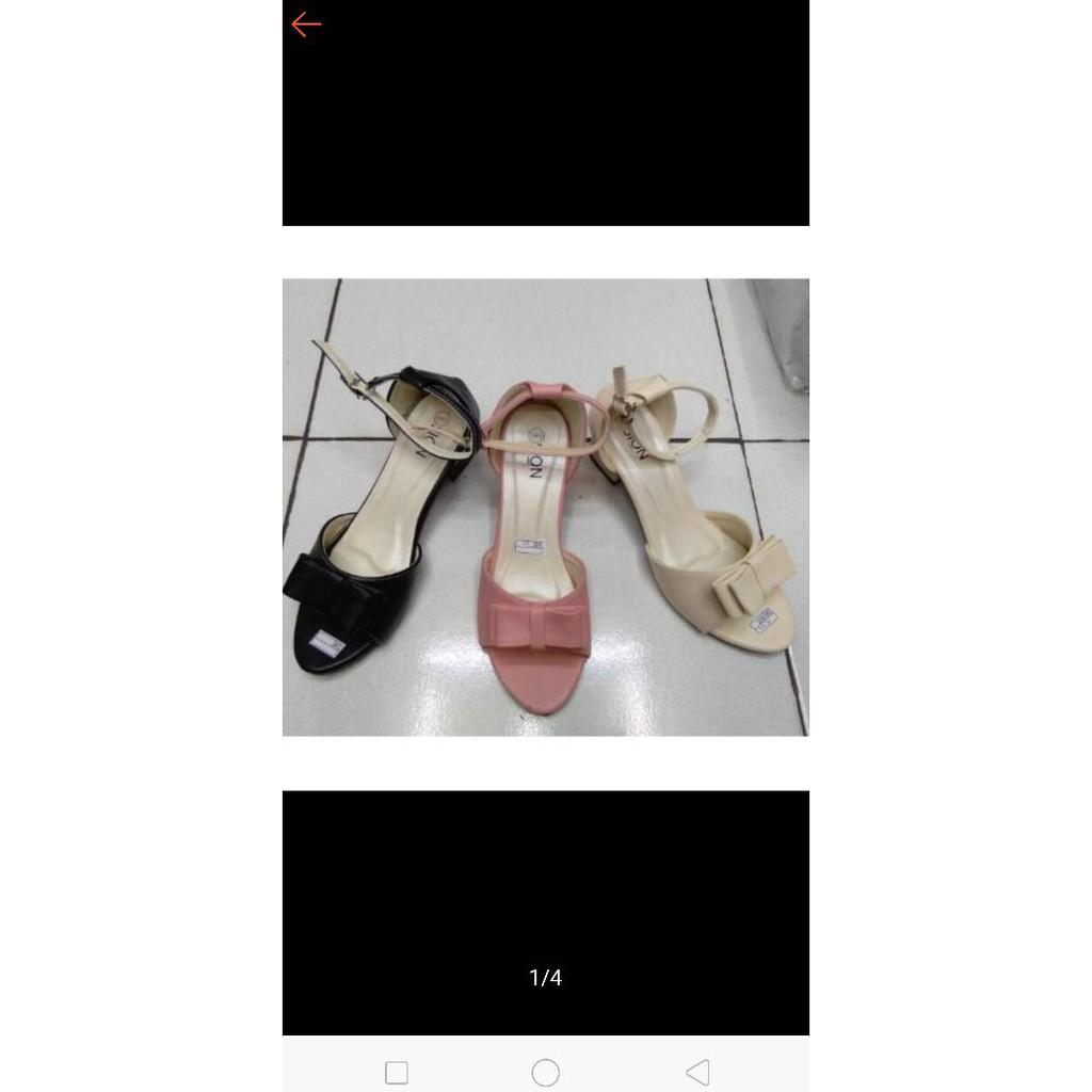 Harga Jual Tempat Sepatu Wanita Vicari Pamela Pink Merah Muda 39 Hensha Vs7j51 03 37 Baru Datang Heels R 070 Diskon Shopee Indonesia