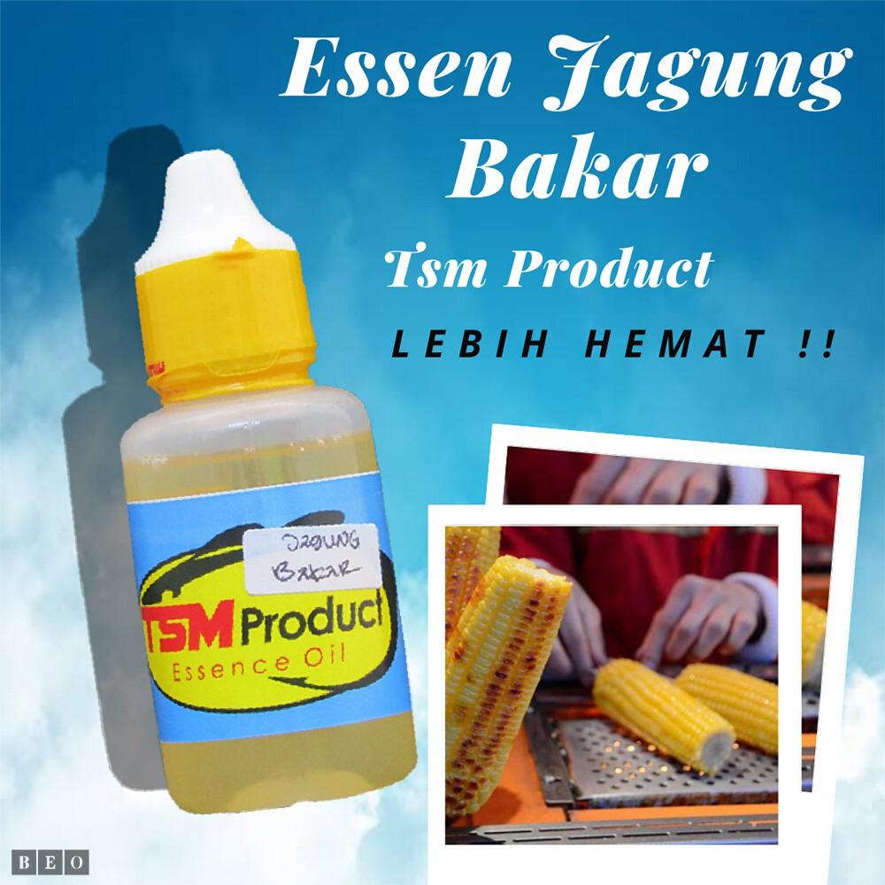 Essen Aroma Jagung Bakar 30ml Umpan Ikan Mas Lele Patin Nila Dll Tsm Product Shopee Indonesia