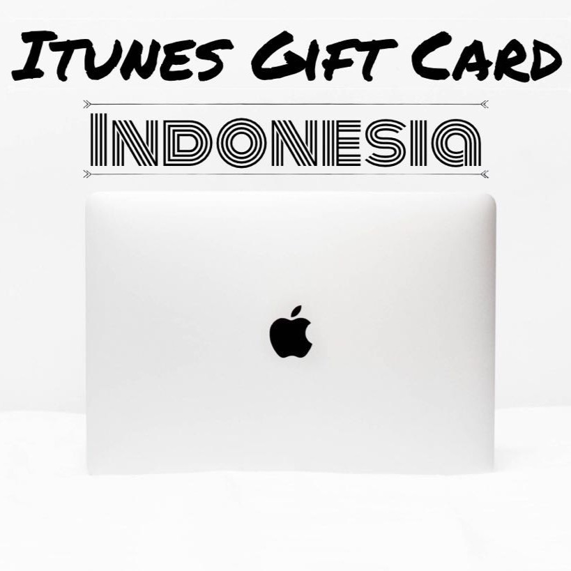 Apple Itunes Gift Card Rp300000 Region Indonesia Digital Code Source · TERMURAH Itunes Gift Card Indonesia