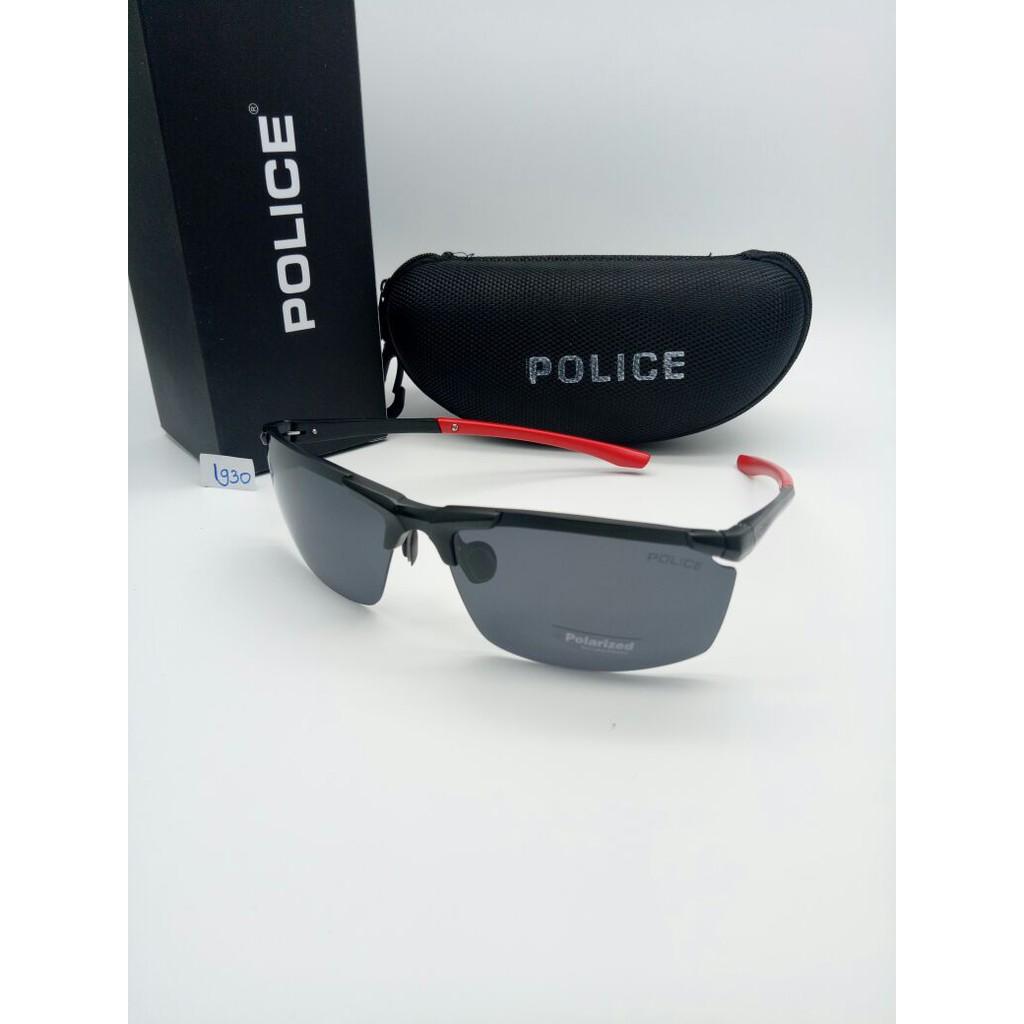 Kacamata Sunglass Police 010 Hijau  a1b714baa3