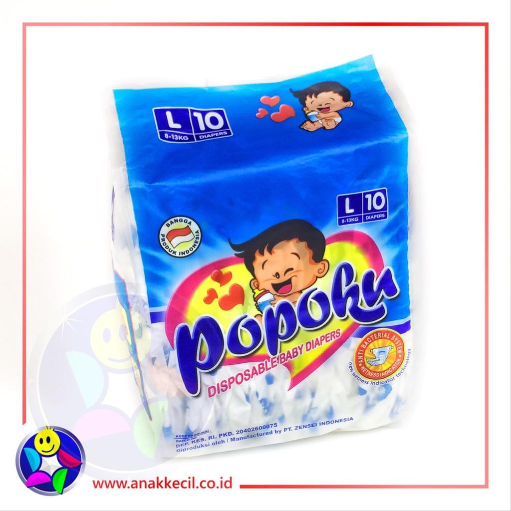 Popoku Diapers Perekat S20 M20 L20 Xl20 Shopee Indonesia Merries Popok Pants Good Skin Xl 16 Pulau Jawa Only