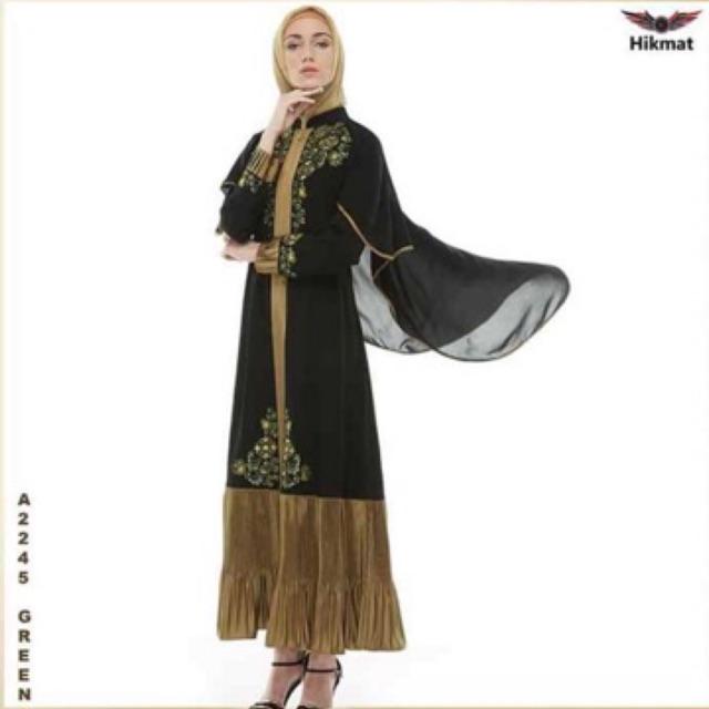 Busana Muslim Hikmat Fashion Hijabfest