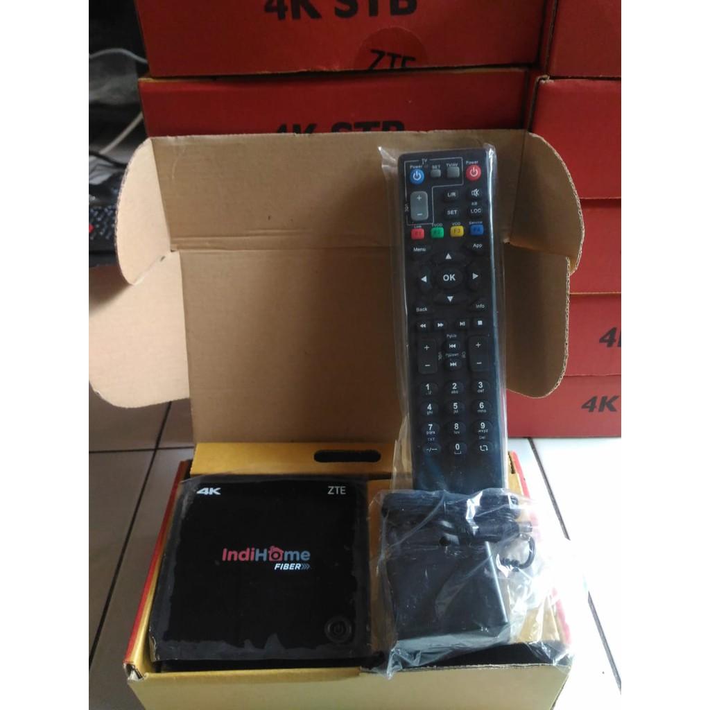 STB ZTE 4K ZXV10 B860H Root full aplikasi