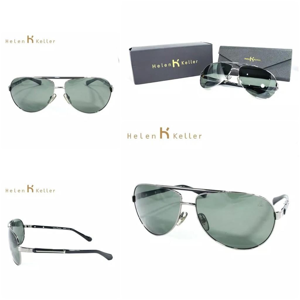 Kacamata fashion sunglasses Helen Keller aviator outfit Original lensa  Polarized  86f020639e