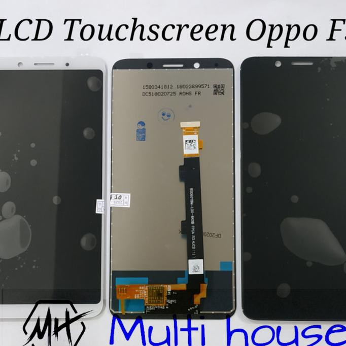 LCD Touchscreen Oppo F5 / F5 plus / F5 youth Original - Putih