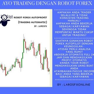 keuntungan dari perdagangan forex otomatis