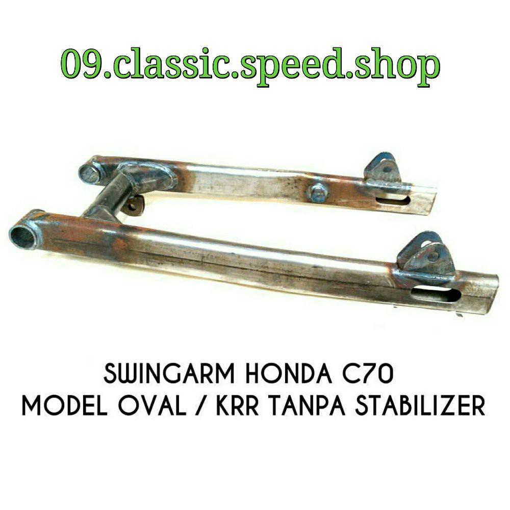 Swing Arm arem Honda C70 Model Oval Kawasaki NINJA KRR Ta PoFft5314