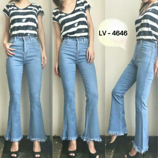 Belanja Online Jeans - Pakaian Wanita  592545209c