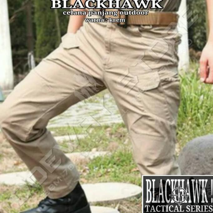Fashion Pria / Celana Celana Panjang Crem Outdoor Blackhawk 5.11 Tactical | Shopee Indonesia