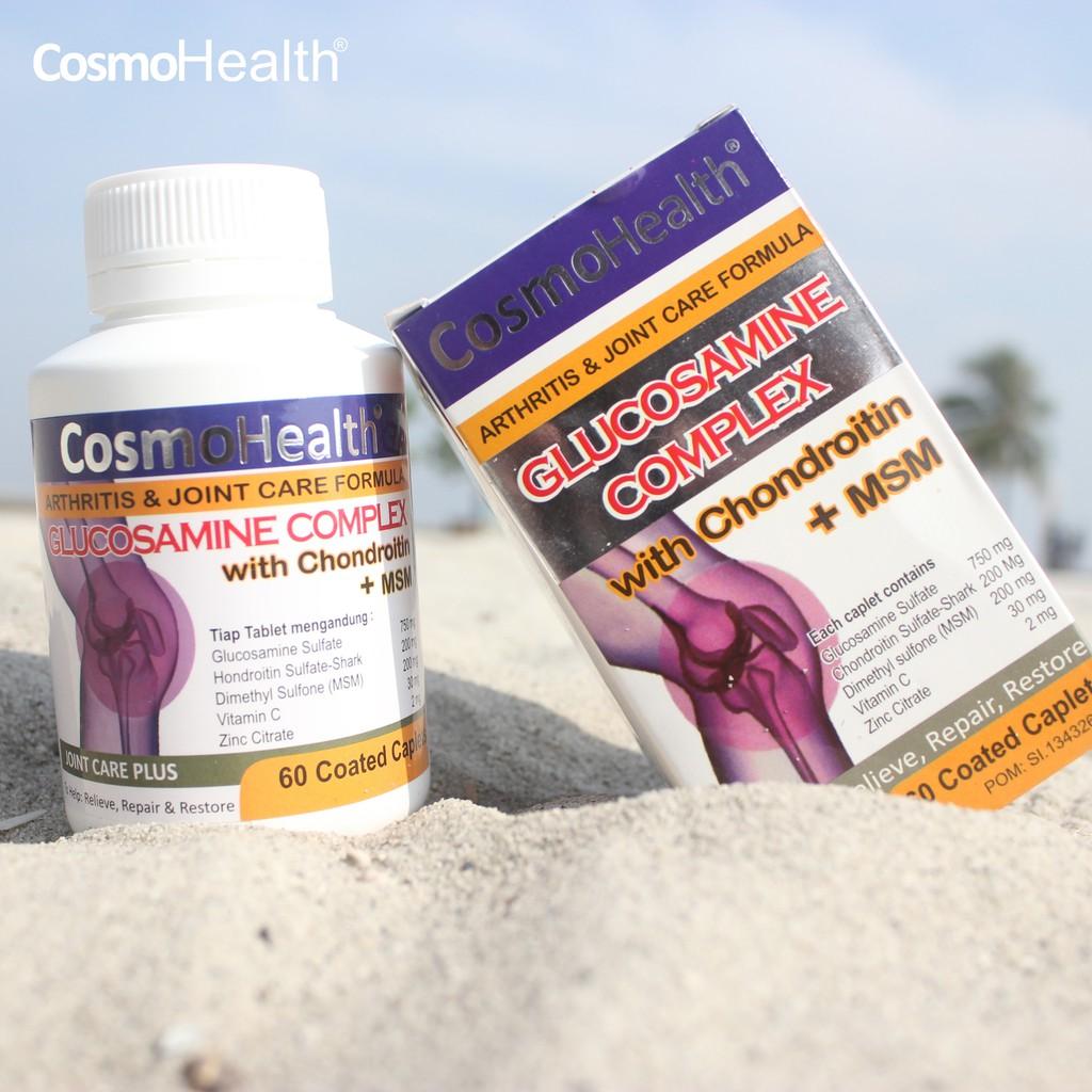 complex de glucozamină condroitină complex de glucosamină condroitină