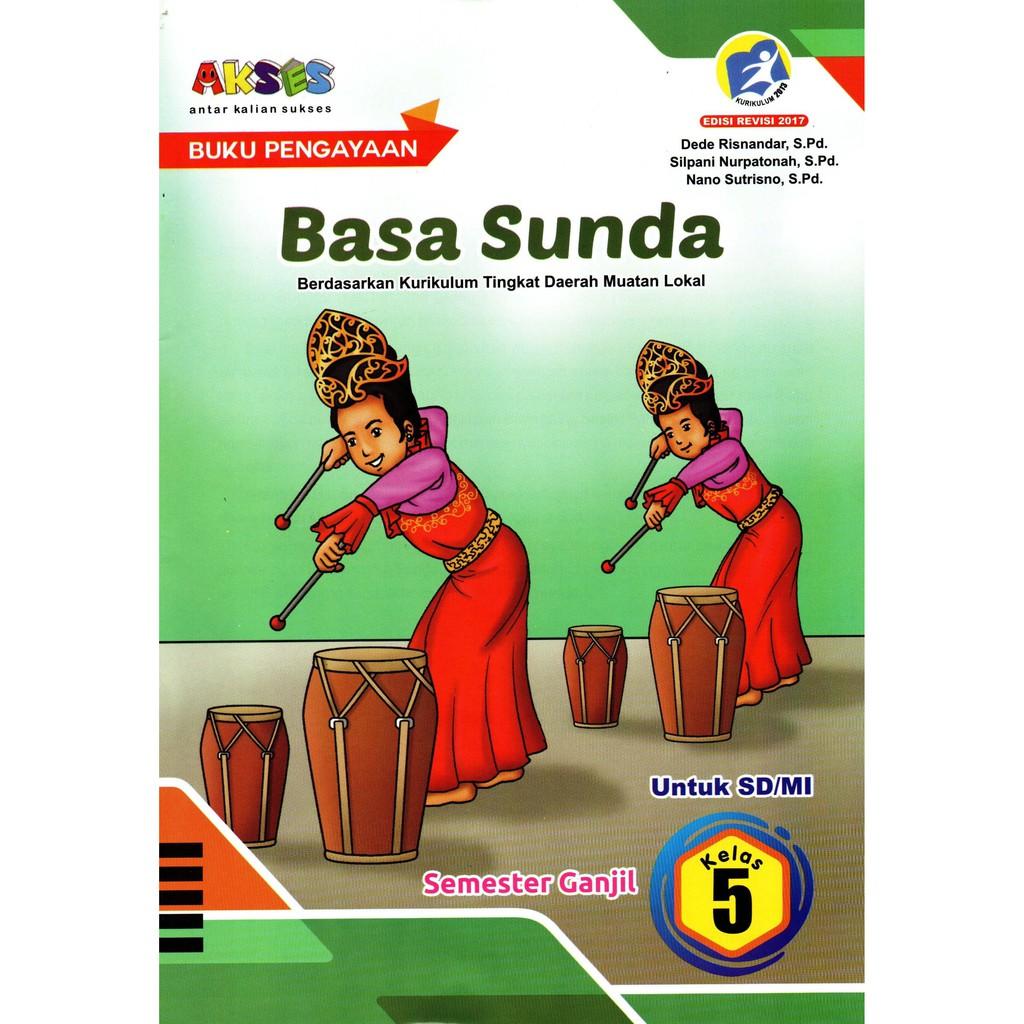 Lks Akses K13 Basa Sunda Sd Kelas 1 2 3 4 5 6 Semester Ganjil Genap Shopee Indonesia