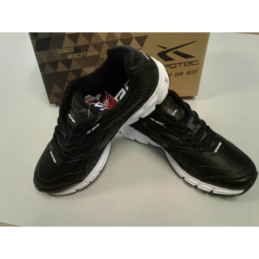 Sepatu Lari Spotec Oregon Shopee Indonesia Liquid