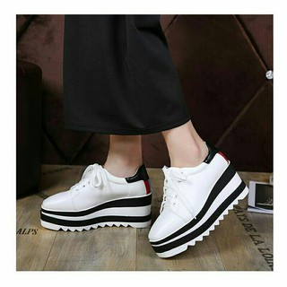 Sepatu Wedges Wanita Slip On Sds174 - Info Harga Terkini dan ... 4555974e08