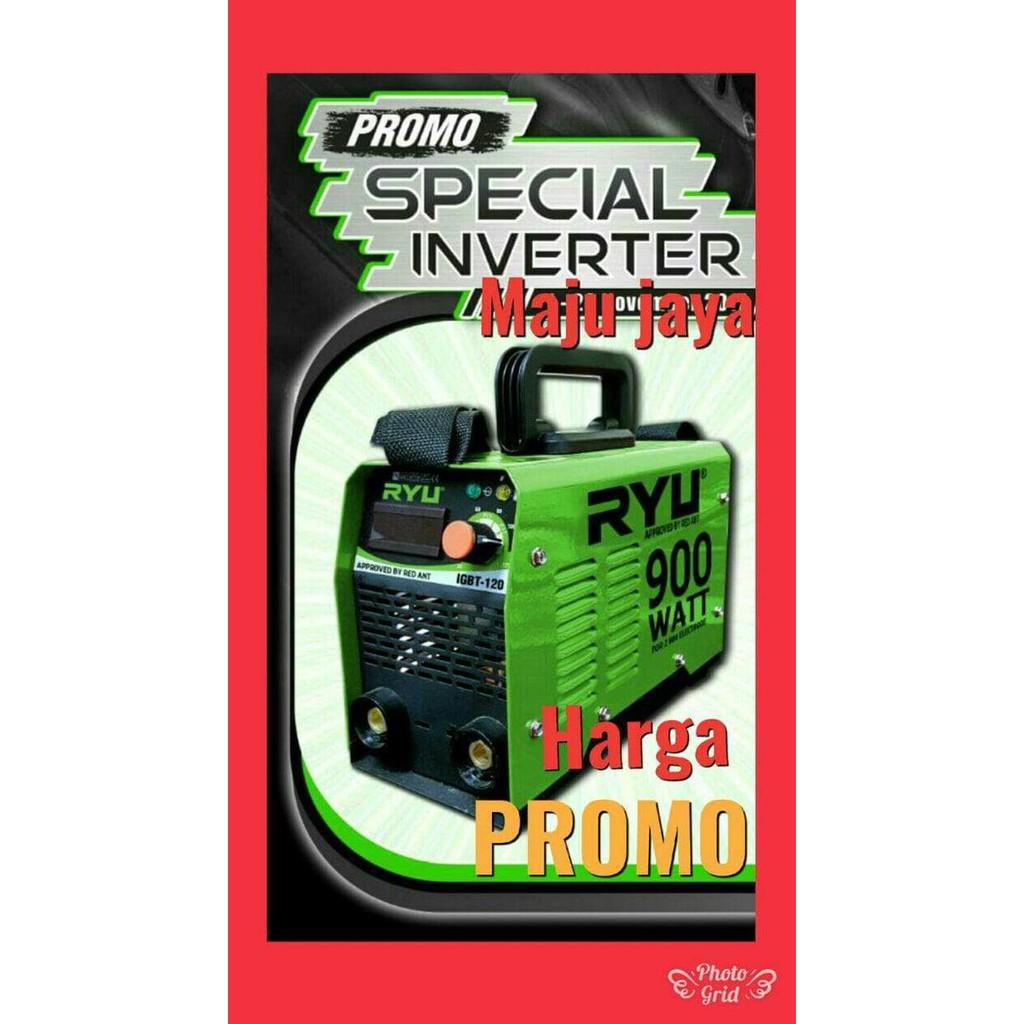 Travo Las Rilon Arc 120 A Shopee Indonesia Mesin Watt Kecil Inverter Welding Machine Igbt 120a 450w Hl Low H N L