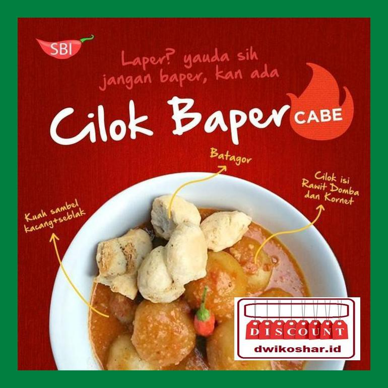 Dwksot Cilok Baper Cabe-Cabean Sot1Dw0