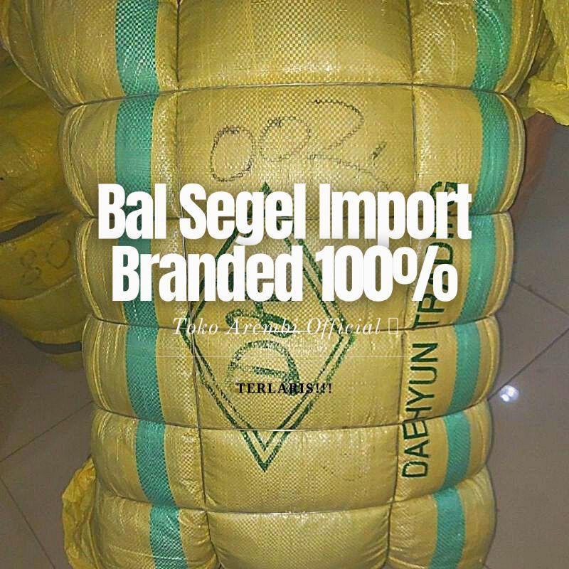 Bal import segel kode 203 Korea, BAJU ANAK CERAH. Branded + Bersih dan Bagus!