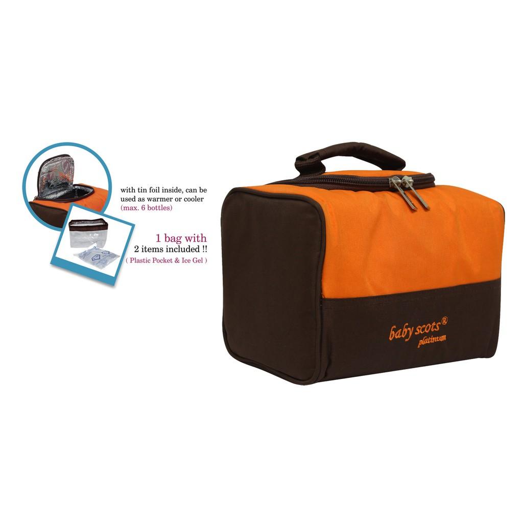 Dialogue Baby Cooler Bag Abstarak Series Dgc1002 Shopee Indonesia Babypax Blue