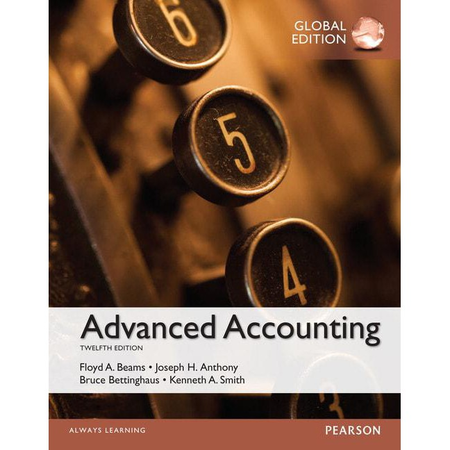 Promo Kunci Jawaban Solution Manual Advanced Accounting By Beams 12edition Termurah Shopee Indonesia
