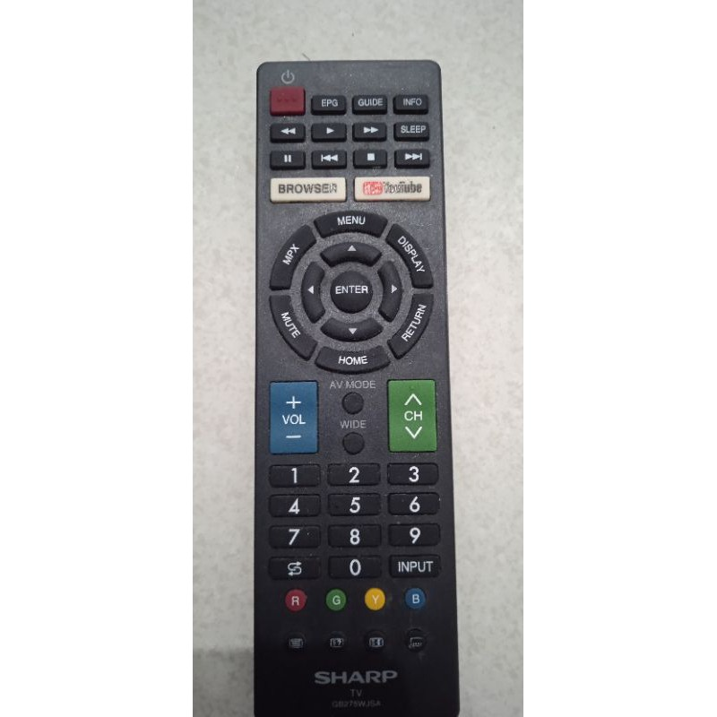 Remote TV Sharp Android