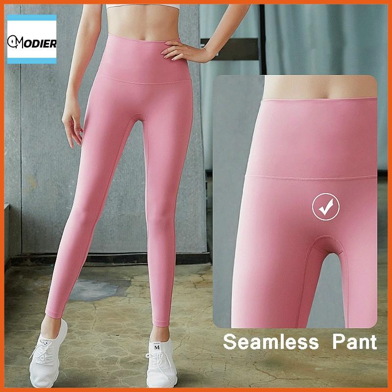 Celana Legging Panjang Wanita Model Sport Breathable Quick Dry Untuk Outdoor Fitness Lari Yoga Shopee Indonesia