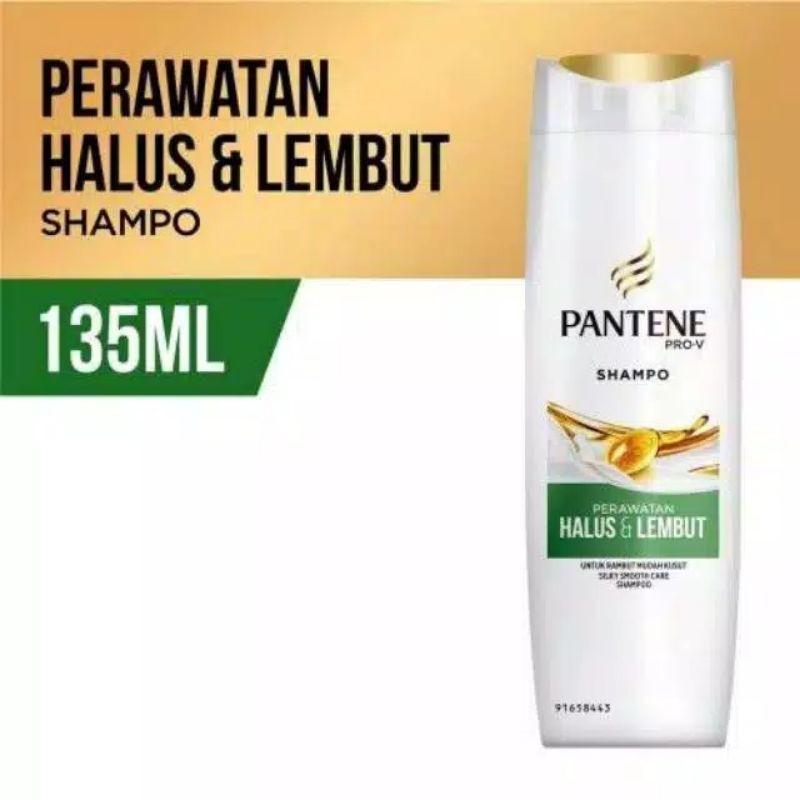 Pantene Shampoo 130ml-Halus&Lembut