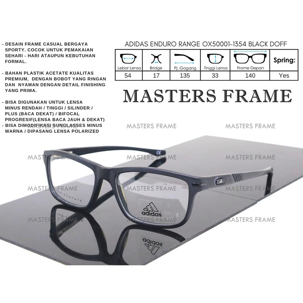 Kacamata Adidas Breadbox Lite Black Blue Impor  e9a62dd488