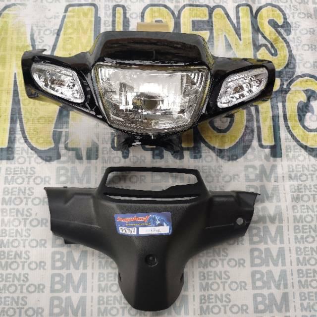 Batok Kepala F1zr Yamaha Fizr Fullset Lampu Sein Pnp Vega R Lama