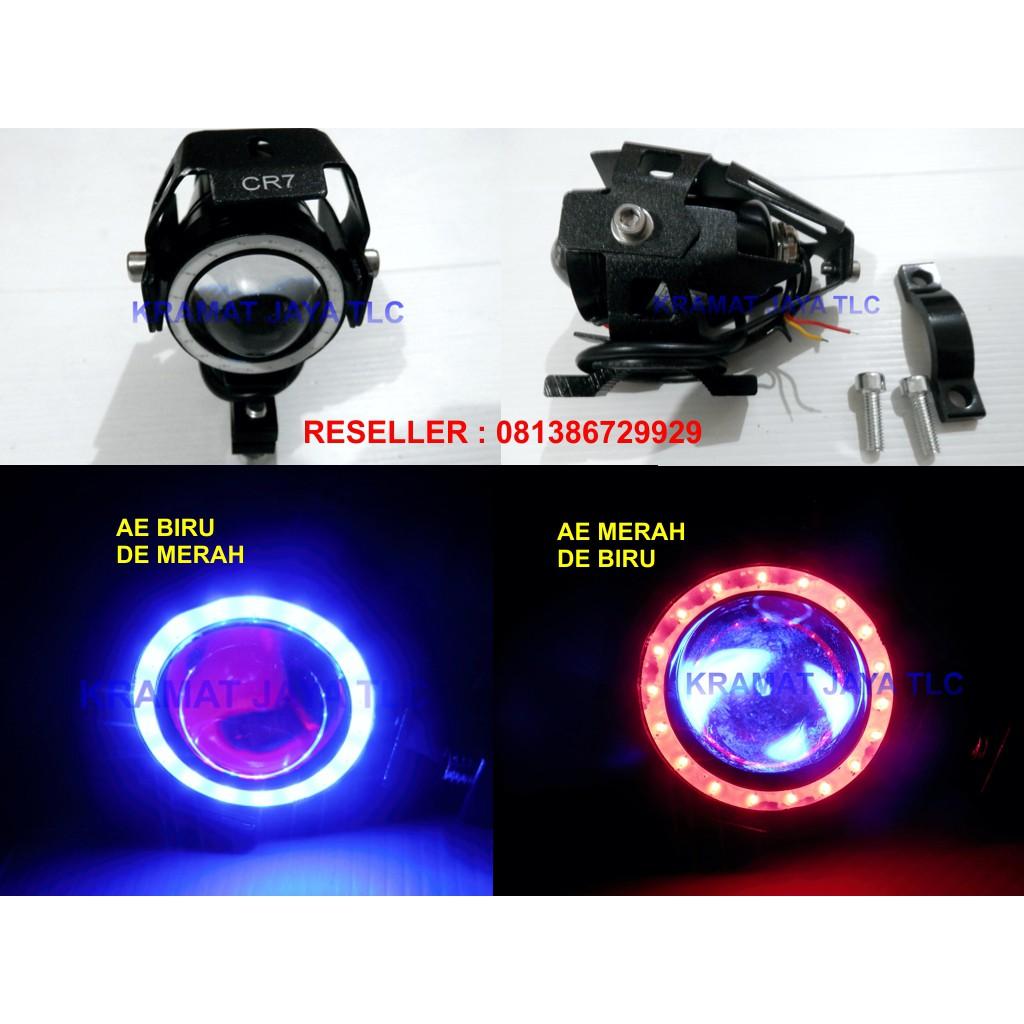 Lampu Led Motor 6 Sisi Ac Dc H6 H4 35w Rtd Mata 100 Ori Tembak Sorot Spion Lemari Etalase 4 12v 2w Shopee Indonesia