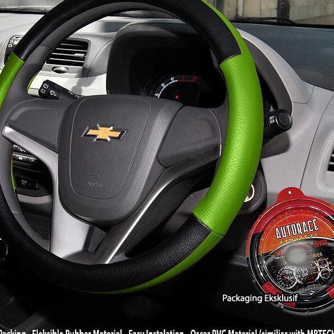 PROMO GILA Cover Stir / Sarung Stir / Bungkus Stir Semi Kulit AUTORACE AR 202 |