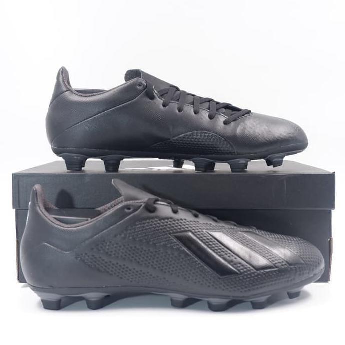 Sepatu Bola Adidas X Tango 18 4 Fg Core Black Original Bnib
