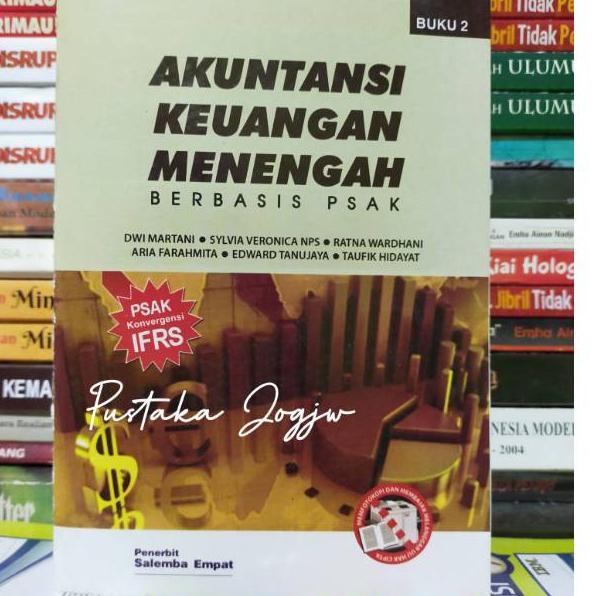 Kunci Jawaban Akuntansi Keuangan Menengah 2 Dwi Martani Guru Galeri