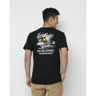 Erigo T-Shirt Project Summer Black