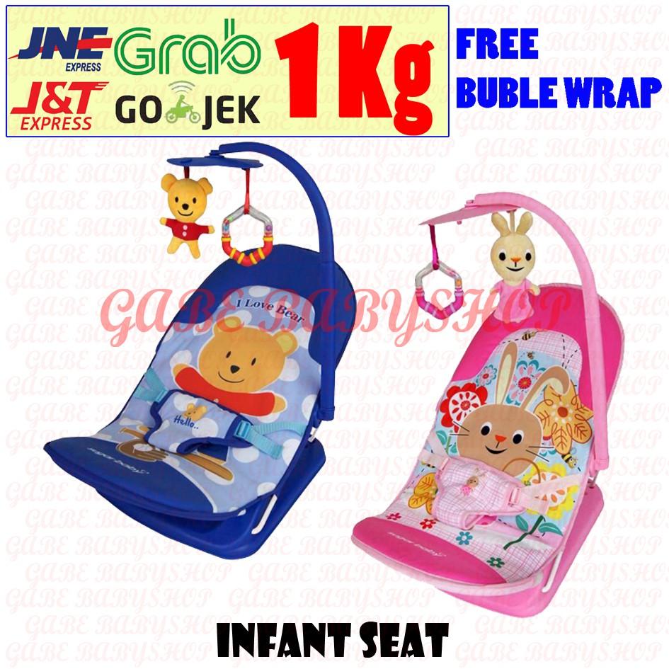 ONGKIR 1 KG INFANT SEAT SUGAR BABY BOUNCER   Shopee Indonesia