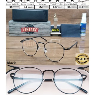 Dijual Frame kacamata minus VINTAGE kacamata minus frame korea vintage kotak