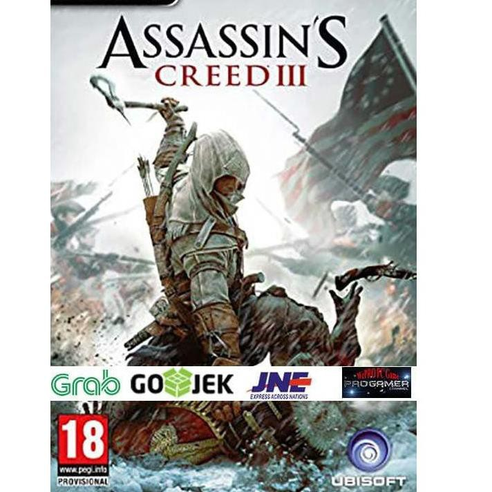 Grosir Assassins Creed 3 Game Pc Pc Game Dan Laptop For