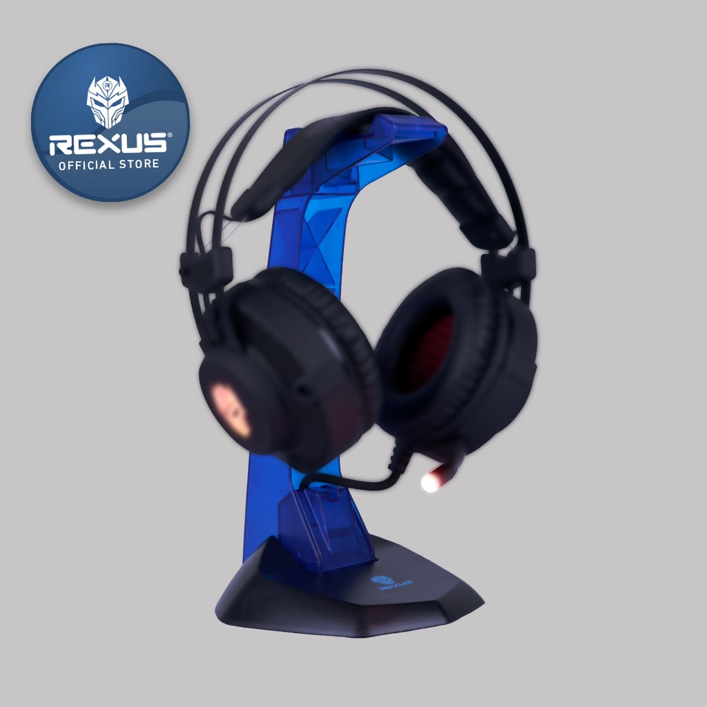 Rexus Headset Gaming Thundervox F35 Shopee Indonesia F22