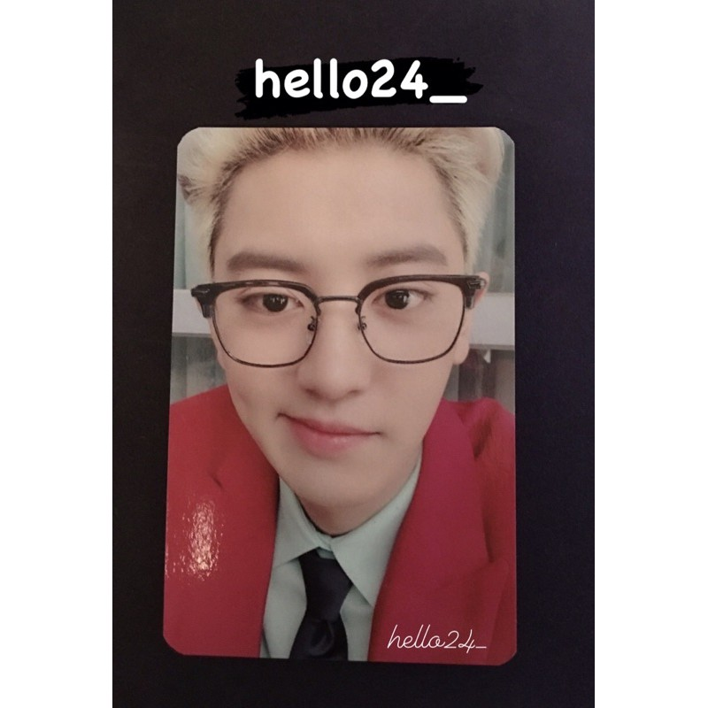 pc chanyeol jasmer / what a life pink ver