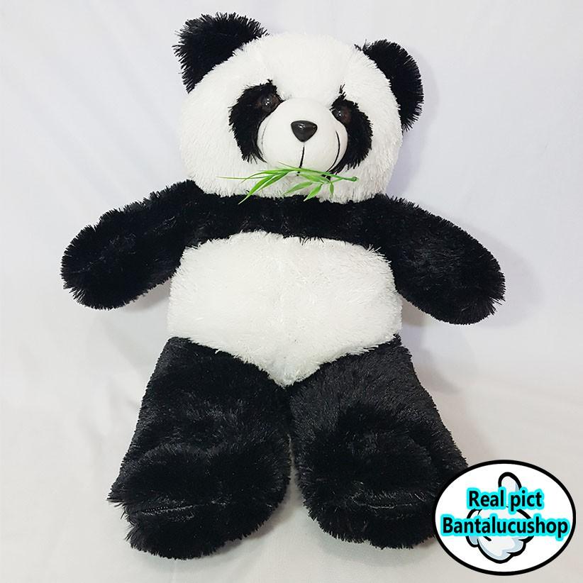 Boneka Panda Topi 60 cm  970afb4c9e