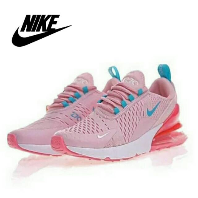 eaacc4f4c7a NIKE AIR MAX 270 WOMEN  BARELY ROSE