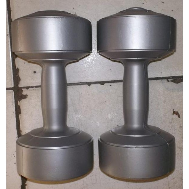Sale sepasang 3 kg dumble/dumbbell/dumbel/dumbell (bukan barbell/barbel) Good Quality | Shopee Indonesia