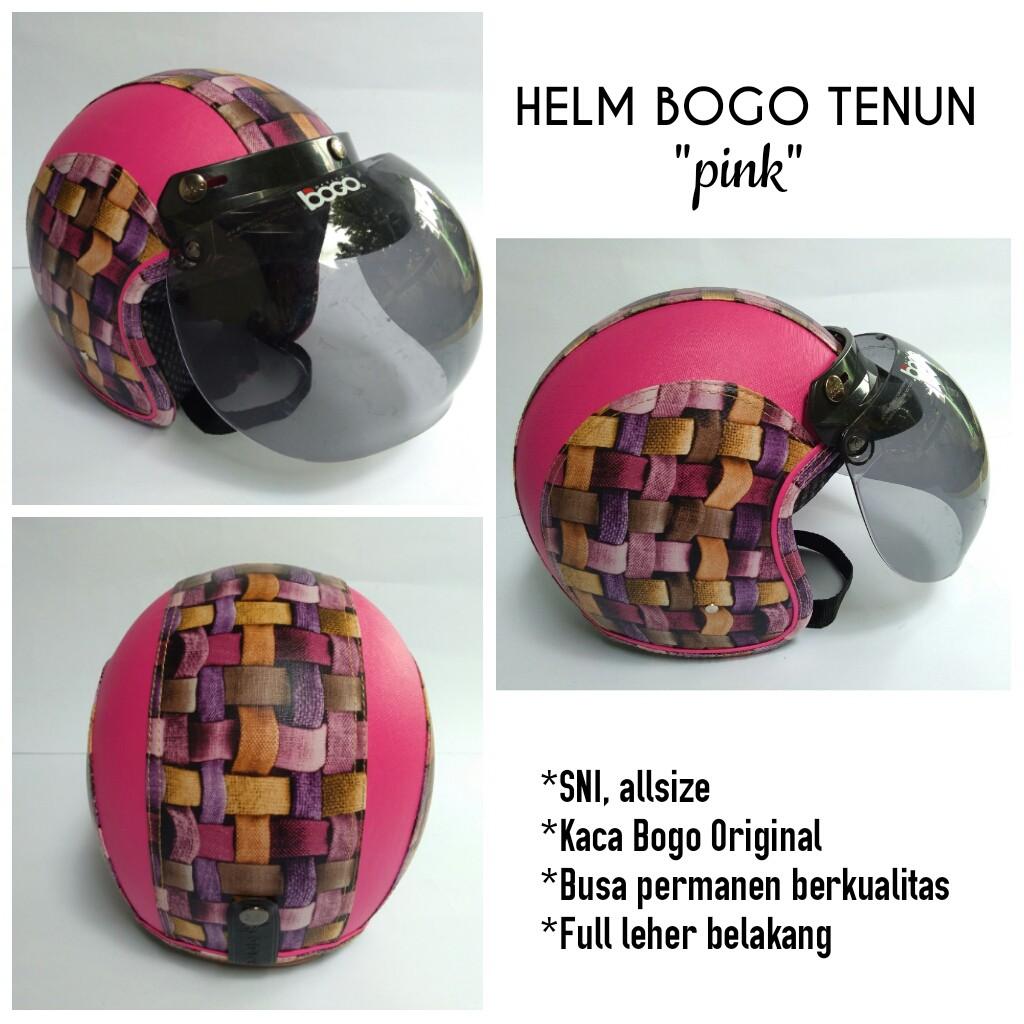 Helm Bogo Kulit Standart Retro Army Kaca Bogo Ori Cembung, Helm Bogo Doreng, Helm Bogo Loreng ABRI | Shopee Indonesia