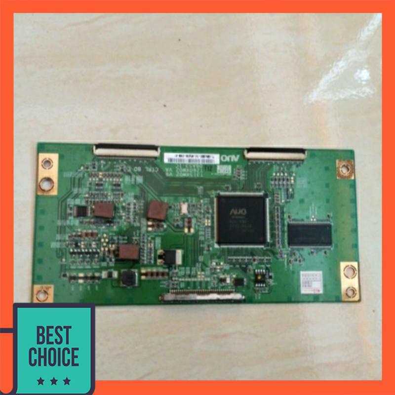TCON BOARD TV LCD POLYTRON PLM3219 PLM 3219 / AUO T315XW02 V9