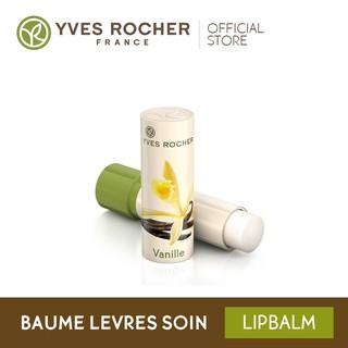 Yves Rocher Lipbalm Vanilla 4,8 G thumbnail