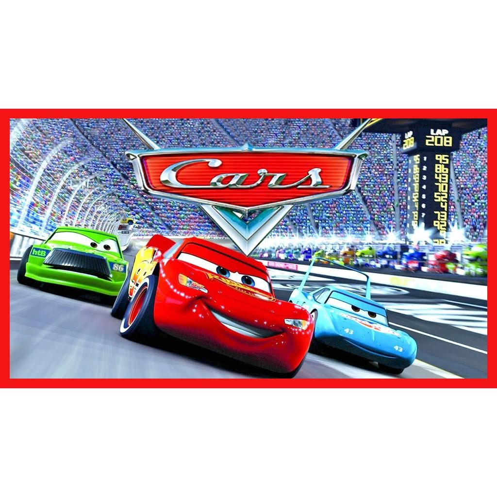 Film Cars Movie Collection Subtitle Indonesia Shopee Indonesia