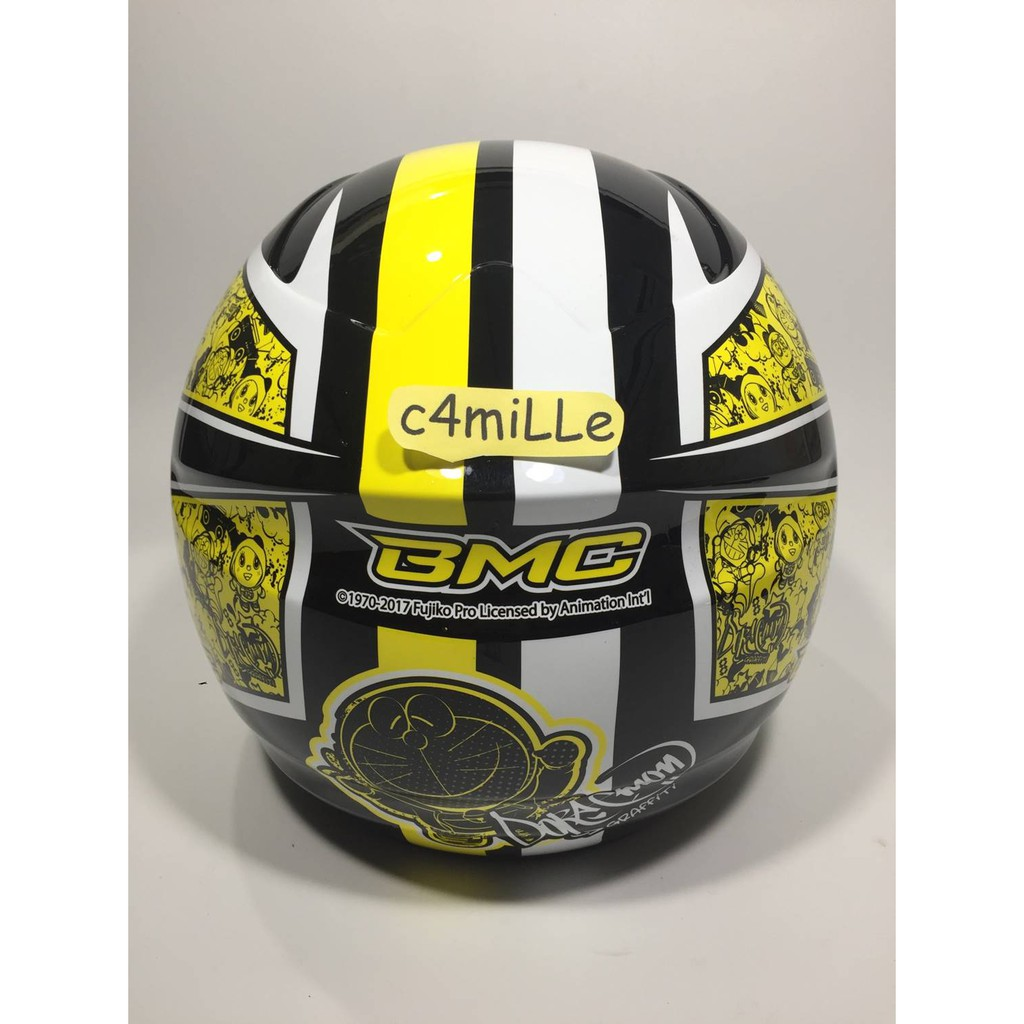 Helm Cargloss Former Flo Yellow Half Face Deep Black Shopee Ycn New Oackley Hitam Size Xl Indonesia