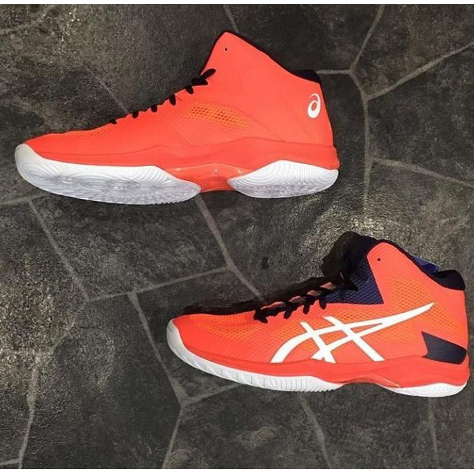 Jual Original Produk Sepatu Voli Asics Gel Volley Elite 3 Mt