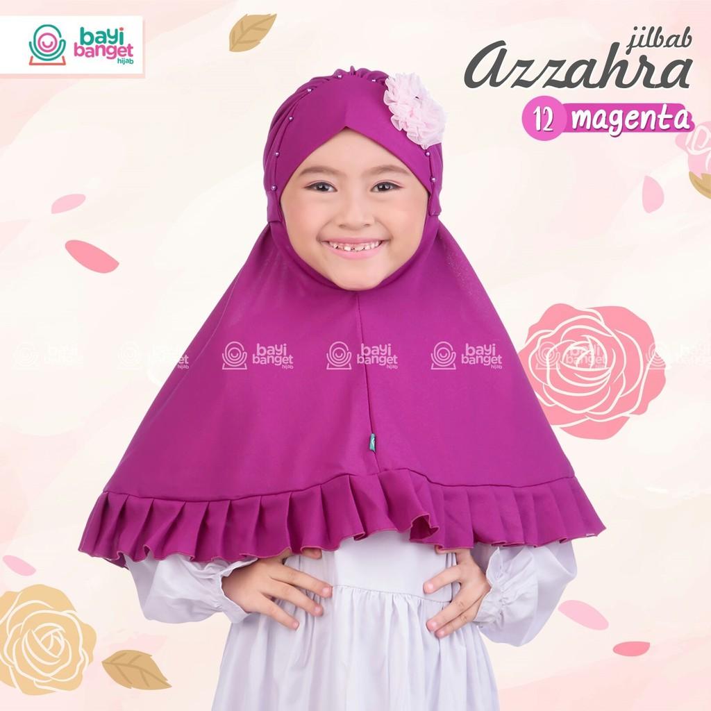 Gamis Bayi Banget Hijab Hanna Anak Black, Blue, Dusty, Blue Dan Purple Optima